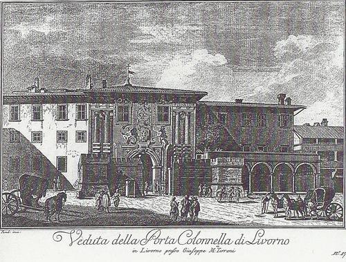 Porta Colonnella Livorno