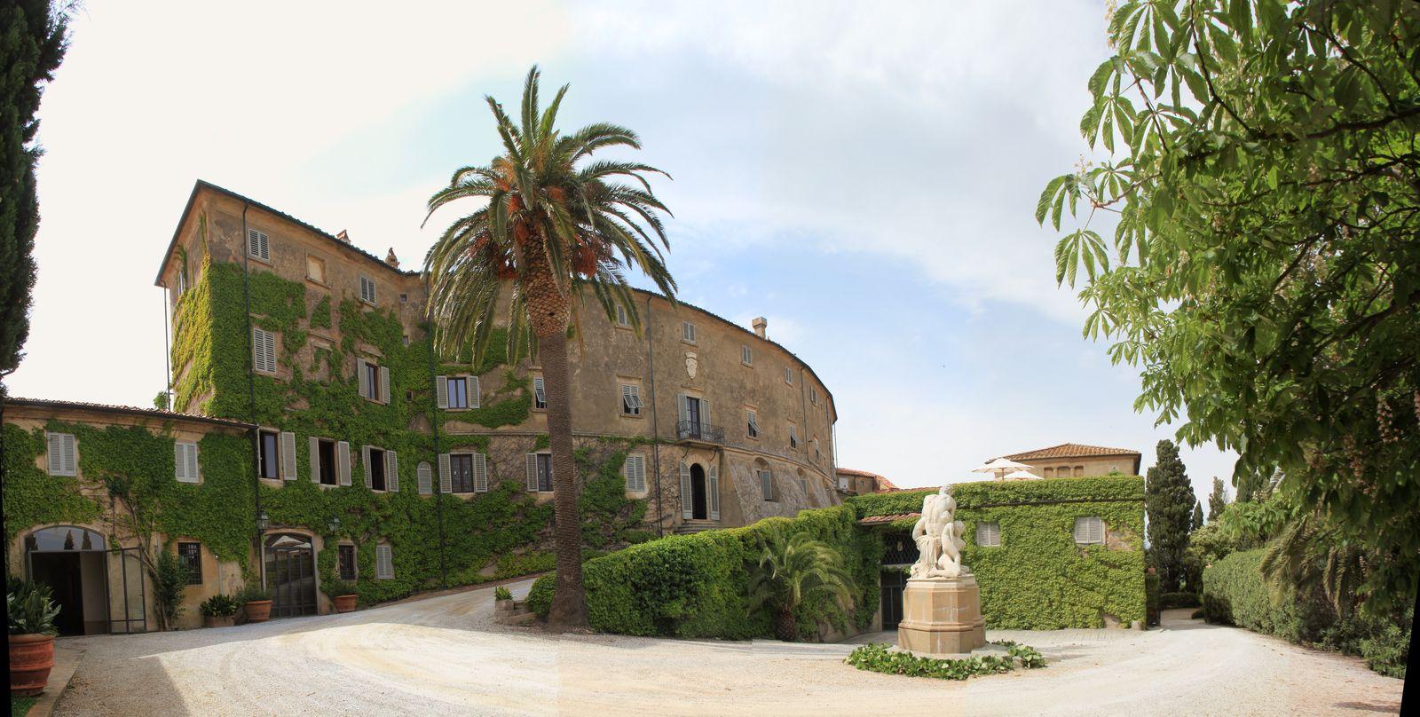 Castello Castagneto Carducci