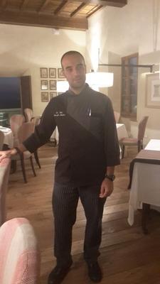 chef Michele Rinaldi